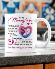TO MY MUMMY TO BE  Mug ceramic-mug-lifestyle-57