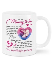 TO MY MUMMY TO BE  Mug front