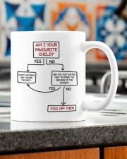 PISS OFF THEN Mug ceramic-mug-lifestyle-57