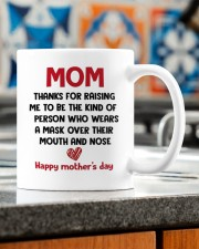 THANKS FOR RAISING ME  Mug ceramic-mug-lifestyle-57
