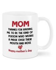 THANKS FOR RAISING ME  Mug front