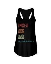 Inked Dog Dad - MB24 Ladies Flowy Tank thumbnail
