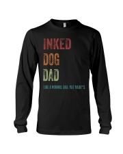 Inked Dog Dad - MB24 Long Sleeve Tee thumbnail