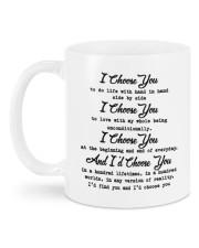 I CHOOSE YOU - 111T01 Mug back