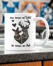 I CHOOSE YOU - 111T01 Mug ceramic-mug-lifestyle-57
