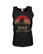 DAD YOU'RE A LEGEND - MB87 Unisex Tank thumbnail