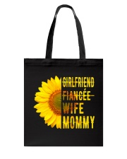 WIFE MOMMY Tote Bag thumbnail