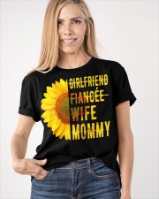 WIFE MOMMY Classic T-Shirt apparel-classic-tshirt-lifestyle-front-100