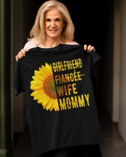WIFE MOMMY Classic T-Shirt apparel-classic-tshirt-lifestyle-front-118