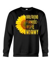 WIFE MOMMY Crewneck Sweatshirt thumbnail
