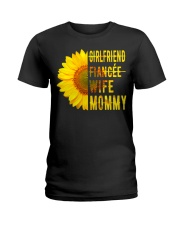 WIFE MOMMY Ladies T-Shirt thumbnail