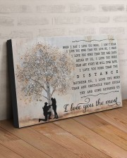 I LOVE YOU THE MOST 30x20 Gallery Wrapped Canvas Prints aos-canvas-pgw-30x20-lifestyle-front-07