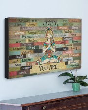 MOM YOU ARE 30x20 Gallery Wrapped Canvas Prints aos-canvas-pgw-30x20-lifestyle-front-01