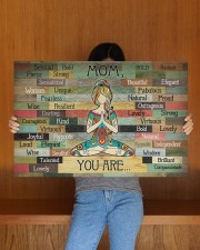 MOM YOU ARE 30x20 Gallery Wrapped Canvas Prints aos-canvas-pgw-30x20-lifestyle-front-22