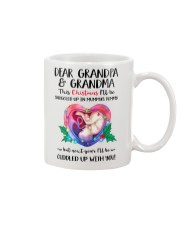 DEAR GRANDPA GRANDMA Mug front