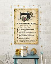 IN MOM'S SEWING ROOM  24x36 Poster lifestyle-holiday-poster-3