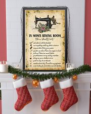 IN MOM'S SEWING ROOM  24x36 Poster lifestyle-holiday-poster-4