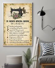 IN MOM'S SEWING ROOM  24x36 Poster lifestyle-poster-1