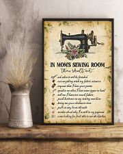 IN MOM'S SEWING ROOM  24x36 Poster lifestyle-poster-3