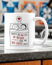 STEAL THE BED COVERS Mug ceramic-mug-lifestyle-57