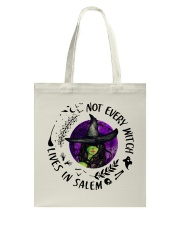 NOT EVERY WITCH LIVES IN SALEM Tote Bag thumbnail