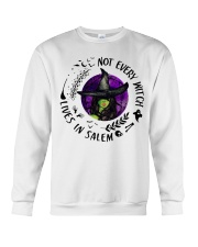 NOT EVERY WITCH LIVES IN SALEM Crewneck Sweatshirt thumbnail