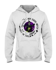 NOT EVERY WITCH LIVES IN SALEM Hooded Sweatshirt thumbnail