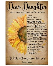 DEAR DAUGHTER  11x17 Poster thumbnail