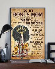 TO MY BONUS MOM  24x36 Poster lifestyle-poster-2