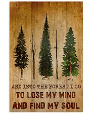 INTO THE FOREST I GO  11x17 Poster thumbnail
