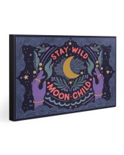 STAY WILD MOON CHILD  30x20 Gallery Wrapped Canvas Prints front