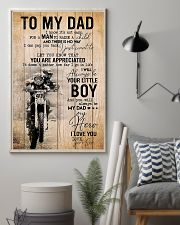 YOU WILL ALWAYS BE MY HERO - MB289 16x24 Poster lifestyle-poster-1