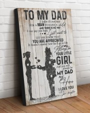 TO MY DAD -  86T11 20x30 Gallery Wrapped Canvas Prints aos-canvas-pgw-20x30-lifestyle-front-14