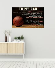 TO MY DAD - MB298 36x24 Poster poster-landscape-36x24-lifestyle-01