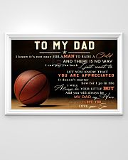 TO MY DAD - MB298 36x24 Poster poster-landscape-36x24-lifestyle-02