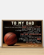 TO MY DAD - MB298 36x24 Poster poster-landscape-36x24-lifestyle-03