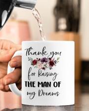 THANK YOU FOR RAISING THE MAN OF MY DREAMS Mug ceramic-mug-lifestyle-65