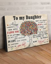 TO MY DAUGHTER - MB361 30x20 Gallery Wrapped Canvas Prints aos-canvas-pgw-30x20-lifestyle-front-07