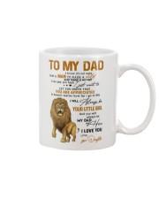 TO MY DAD  Mug front