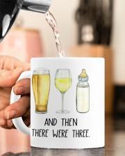 AND THEN THERE WERE THREE  Mug ceramic-mug-lifestyle-65