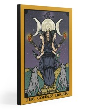 THE GODDESS HECATE  20x30 Gallery Wrapped Canvas Prints front