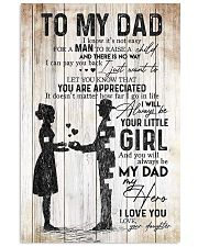 TO MY DAD - 67T11 11x17 Poster thumbnail