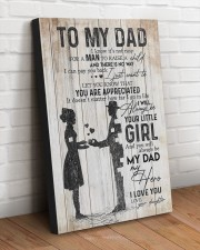TO MY DAD - 67T11 20x30 Gallery Wrapped Canvas Prints aos-canvas-pgw-20x30-lifestyle-front-14