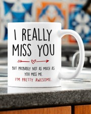 I'M PRETTY AWESOME Mug ceramic-mug-lifestyle-57