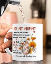 LOVE FROM BABY BUMP Mug ceramic-mug-lifestyle-65