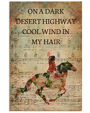 COOL WIND IN MY HAIR Vertical Poster tile