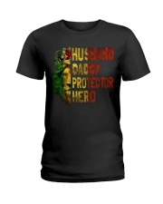 HUSBAND DADDY - MB253 Ladies T-Shirt thumbnail