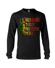 HUSBAND DADDY - MB253 Long Sleeve Tee thumbnail