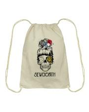 SEWCIOPATH Drawstring Bag thumbnail