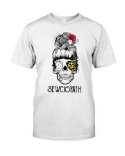 SEWCIOPATH Classic T-Shirt front
